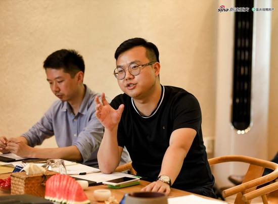 重庆阳光城项目策划负责人 周威